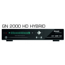 JANVIER GN 2000 HD HYBRID NOUVEAUX