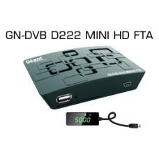 JANVIER GN-DVB D222 Mini HD FTA