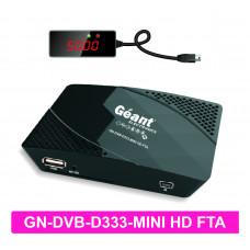 JANVIER GN-DVB D333 Mini HD FTA