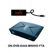 JANVIER GN-DVB D444 Mini HD FTA