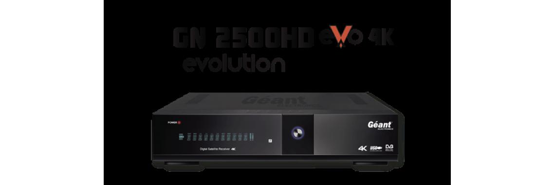 GN 2500 EVO 4K