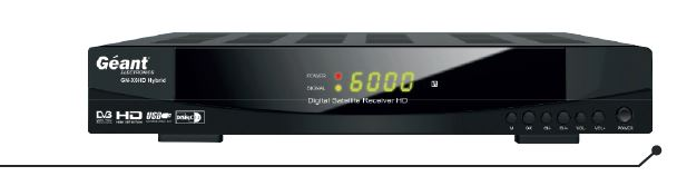 Geant official firmware    - Page 2 X6HD
